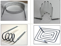 Special shape molybdenum disilicide heating element